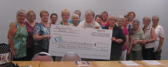 SCCR cheque