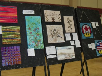 Quilt Show Hangings 2017
