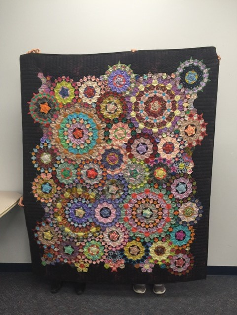 Evelyn Heppners quilt